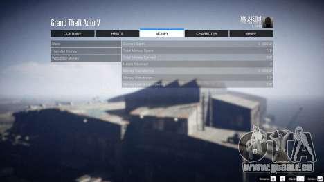 GTA 5 Heist Project 0.4.32.678 Siebter Screenshot