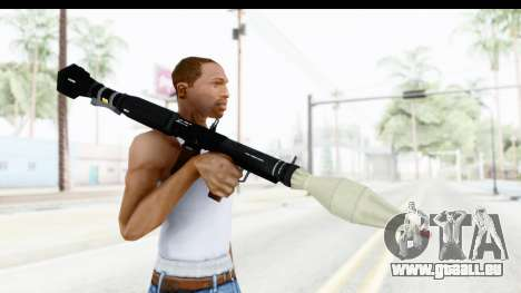 GTA 5 Shrewsbury Rocketlauncher für GTA San Andreas dritten Screenshot