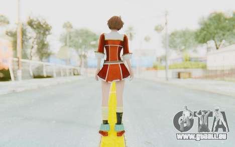 Dynasty Warriors 7 Sun Shangxiang School DLC für GTA San Andreas dritten Screenshot