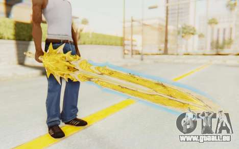 Blade of Olympus pour GTA San Andreas