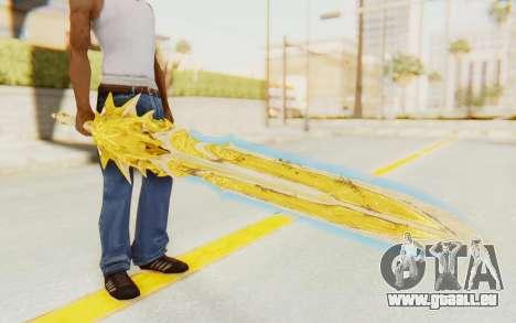 Blade of Olympus für GTA San Andreas