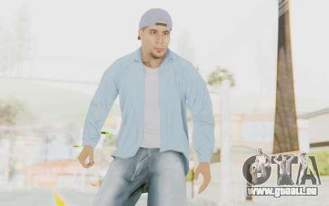 GTA 5 Aztecas Gang 1 pour GTA San Andreas