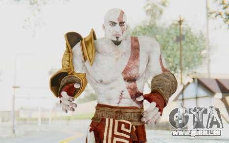 Kratos v1 für GTA San Andreas