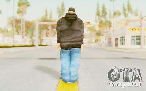 Def Jam Fight For New York - Fat Joe für GTA San Andreas dritten Screenshot