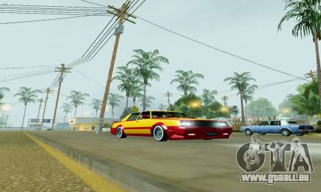 New Tahoma from GTA 5 für GTA San Andreas linke Ansicht