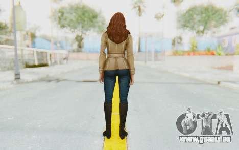 Marvel Future Fight - Black Widow (Civil War) für GTA San Andreas dritten Screenshot
