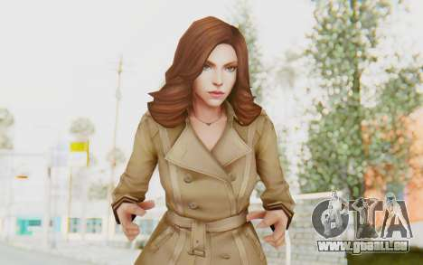 Marvel Future Fight - Black Widow (Civil War) für GTA San Andreas