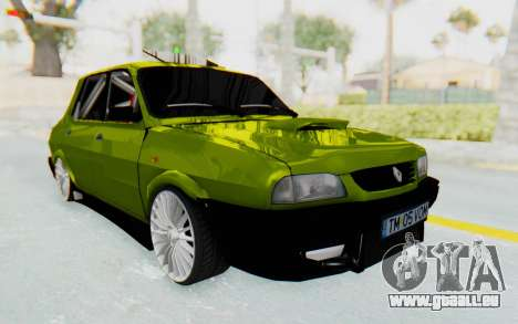Dacia 1300 4x4 pour GTA San Andreas