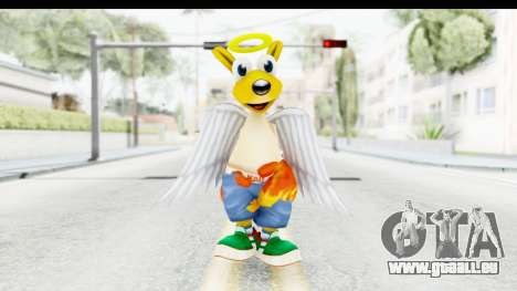 Kao Angel the Kangaroo Round 2 für GTA San Andreas zweiten Screenshot