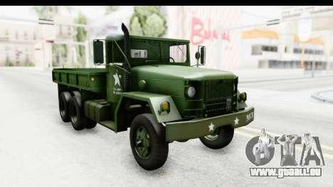AM General M35A2 für GTA San Andreas
