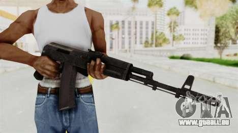 AK-74M v2 für GTA San Andreas