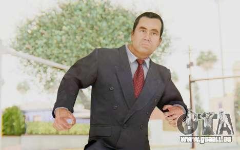 Mafia 2 - Gravina Boss Black für GTA San Andreas