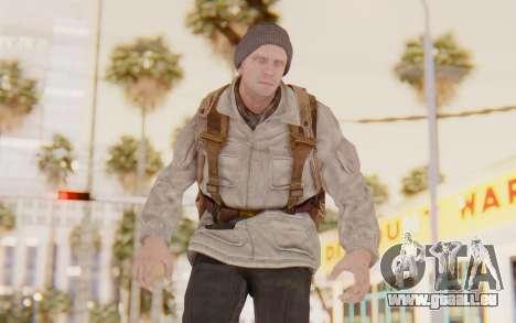 COD BO Russian Soldier v1 für GTA San Andreas