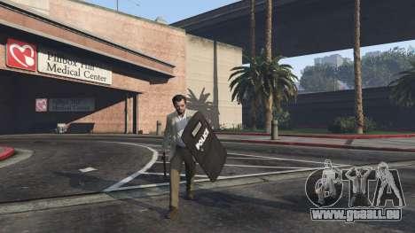 GTA 5 Shield Mod 0.2 sechster Screenshot