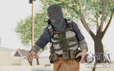 CoD MW3 Suicide Bomber pour GTA San Andreas