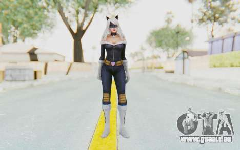 Marvel Future Fight - Black Cat (Claws) für GTA San Andreas zweiten Screenshot