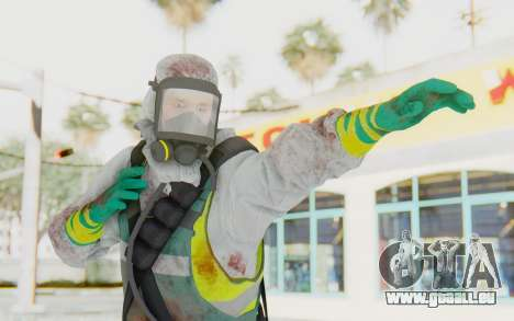 The Division Cleaners - Fumigator pour GTA San Andreas