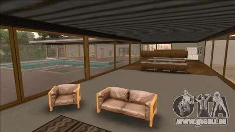Beta Mulholland Safehouse für GTA San Andreas