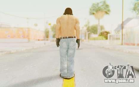 Def Jam Fight For New York - Danny Trejo für GTA San Andreas dritten Screenshot