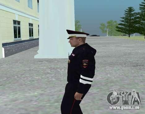 Les principaux DPS pour GTA San Andreas quatrième écran