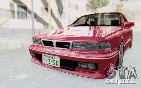 Mitsubishi Galant VR4 1992 für GTA San Andreas rechten Ansicht