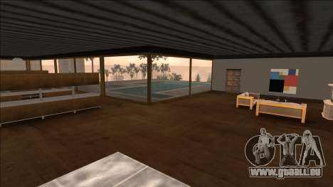 Beta Mulholland Safehouse für GTA San Andreas dritten Screenshot