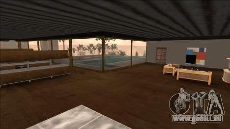 Beta Mulholland Safehouse für GTA San Andreas dritten Screenshot