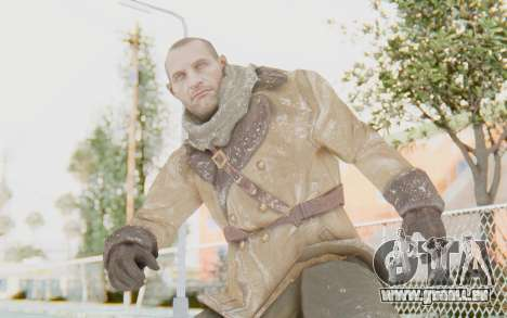 COD BO Lev Kravchenko Winter für GTA San Andreas