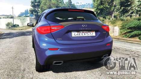 Infiniti Q30 2016 für GTA 5