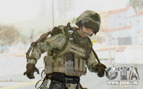 CoD AW US Marine Assault v4 Head D pour GTA San Andreas