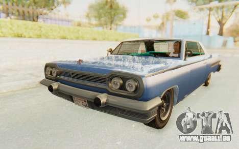 GTA 5 Declasse Voodoo Alternative v2 PJ pour GTA San Andreas