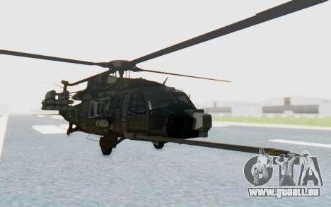 MGSV Phantom Pain UTH-66 Blackfoot pour GTA San Andreas