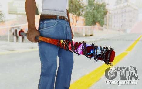 Lucile Bat v4 pour GTA San Andreas