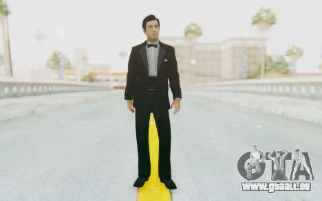 Mafia 2 - Vito Scaletta Tuxedo pour GTA San Andreas deuxième écran