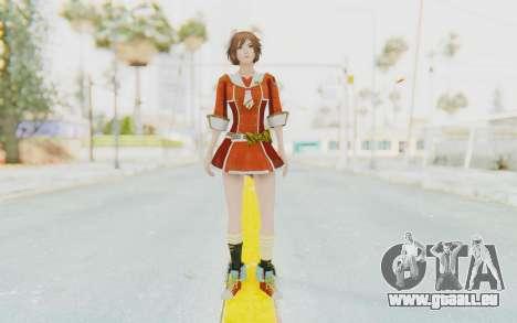 Dynasty Warriors 7 Sun Shangxiang School DLC für GTA San Andreas zweiten Screenshot