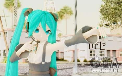 MMD Hatsune Miku für GTA San Andreas