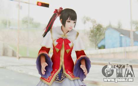 Dynasty Warriors 8 - Daqiao für GTA San Andreas
