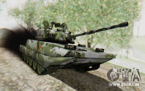 Norinco Type 63 pour GTA San Andreas