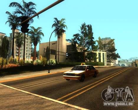 Réaliste ENB pour les moyennes PC V. 1 pour GTA San Andreas