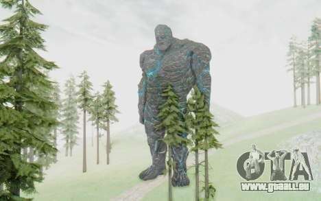 Oceanus für GTA San Andreas zweiten Screenshot