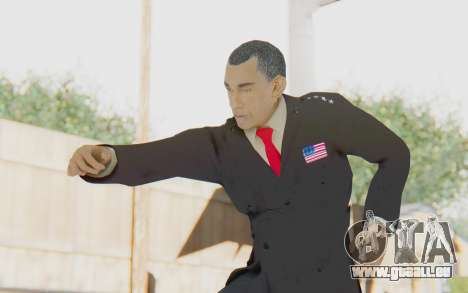 Barack Obama Skin pour GTA San Andreas