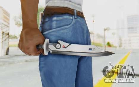 Seulbi Weapon pour GTA San Andreas troisième écran