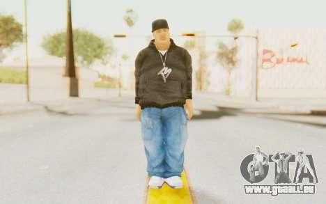 Def Jam Fight For New York - Fat Joe für GTA San Andreas zweiten Screenshot