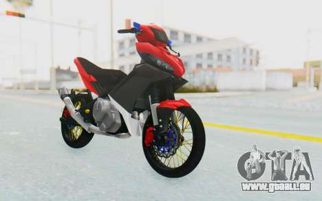 Yamaha Jupiter MX 135 Semi Roadrace für GTA San Andreas