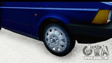 Fiat 147 Spazio TR Stock für GTA San Andreas Rückansicht