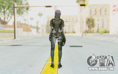 Ghost In The Shell First Assautl Motoko v2 pour GTA San Andreas troisième écran