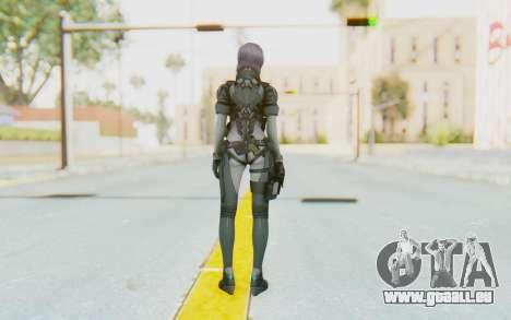 Ghost In The Shell First Assautl Motoko v2 pour GTA San Andreas troisième écran