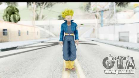Dragon Ball Xenoverse Future Trunks SSJ1 für GTA San Andreas zweiten Screenshot
