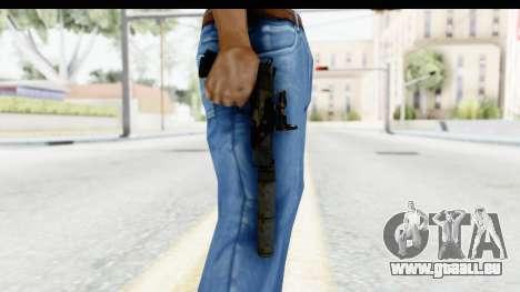 FarCry 3 - Colt 1911 Silenced für GTA San Andreas