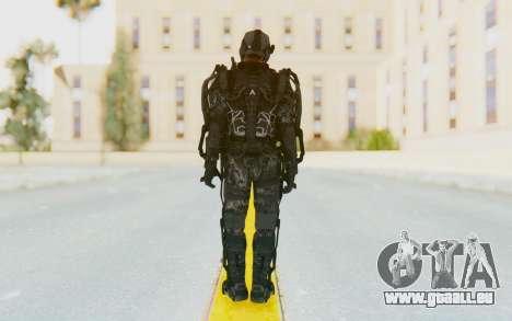 CoD Advanced Warfare ATLAS Soldier 2 pour GTA San Andreas troisième écran
